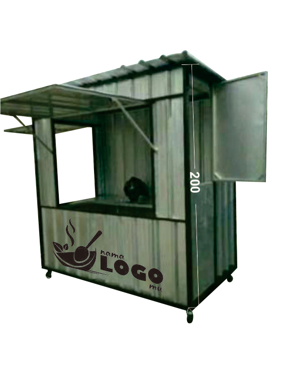 Jual Booth Container Di Tangerang 0822 2221 7966 Booth Container